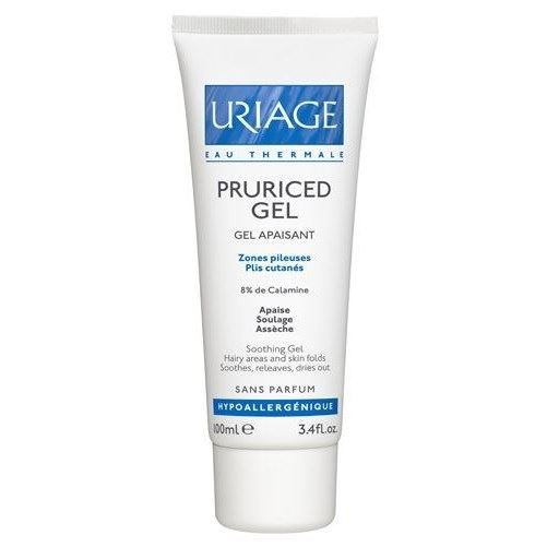 Гель Uriage Pruriced Soothing Gel 100 мл гель uriage extra rich dermatological gel 1000 мл