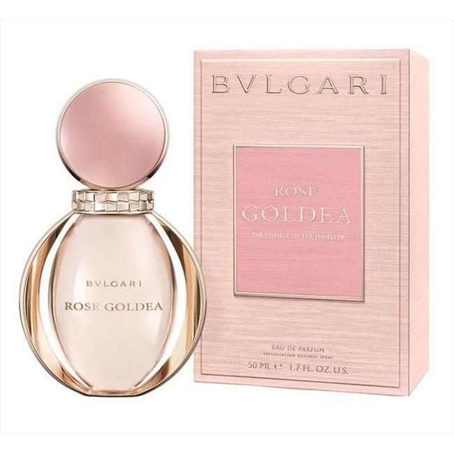 Парфюмированная вода Bvlgari Rose Goldea парфюмированная вода bvlgari le gemme orientali zahira