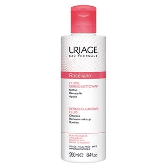 Эмульсия Uriage Roseliane Dermo-Cleansing Fluid пенка uriage gyn phy intimate cleansing mist without rinsing