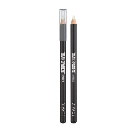 Карандаши Divage Transparent Lip Liner (2 г) блеск для губ divage vinyl gloss transparent lip liner 23
