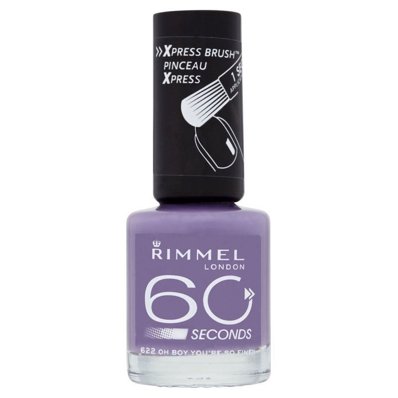лак для ногтей rimmel 60 seconds rita ora chameleon 404 цвет 404 oran ngy vibe variant hex name f04b4b Лак для ногтей Rimmel 60 Seconds Relaunch (800)