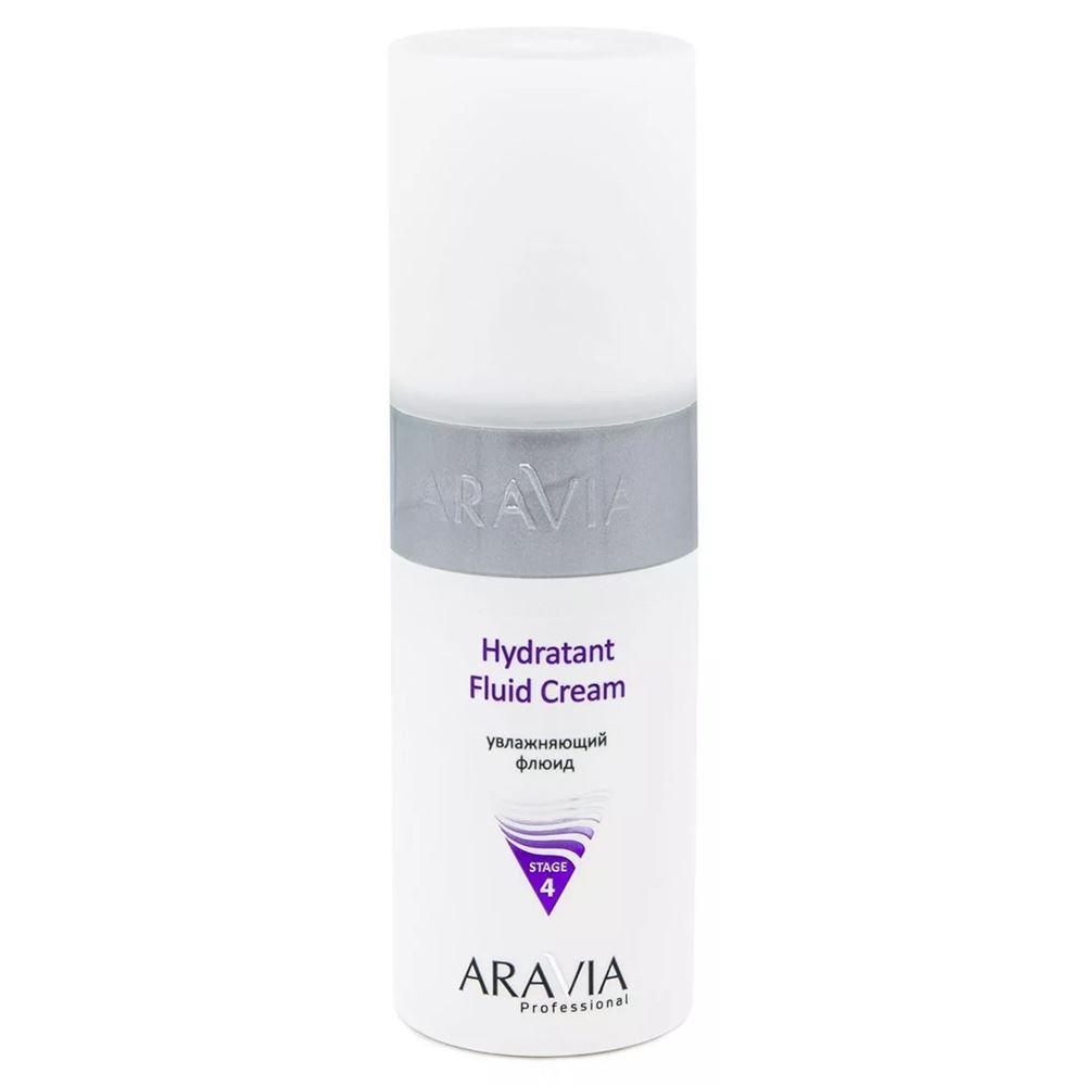 Флюид Aravia Professional Hydratant Fluid Cream 150 мл крем aravia professional azulene calm cream 200 мл