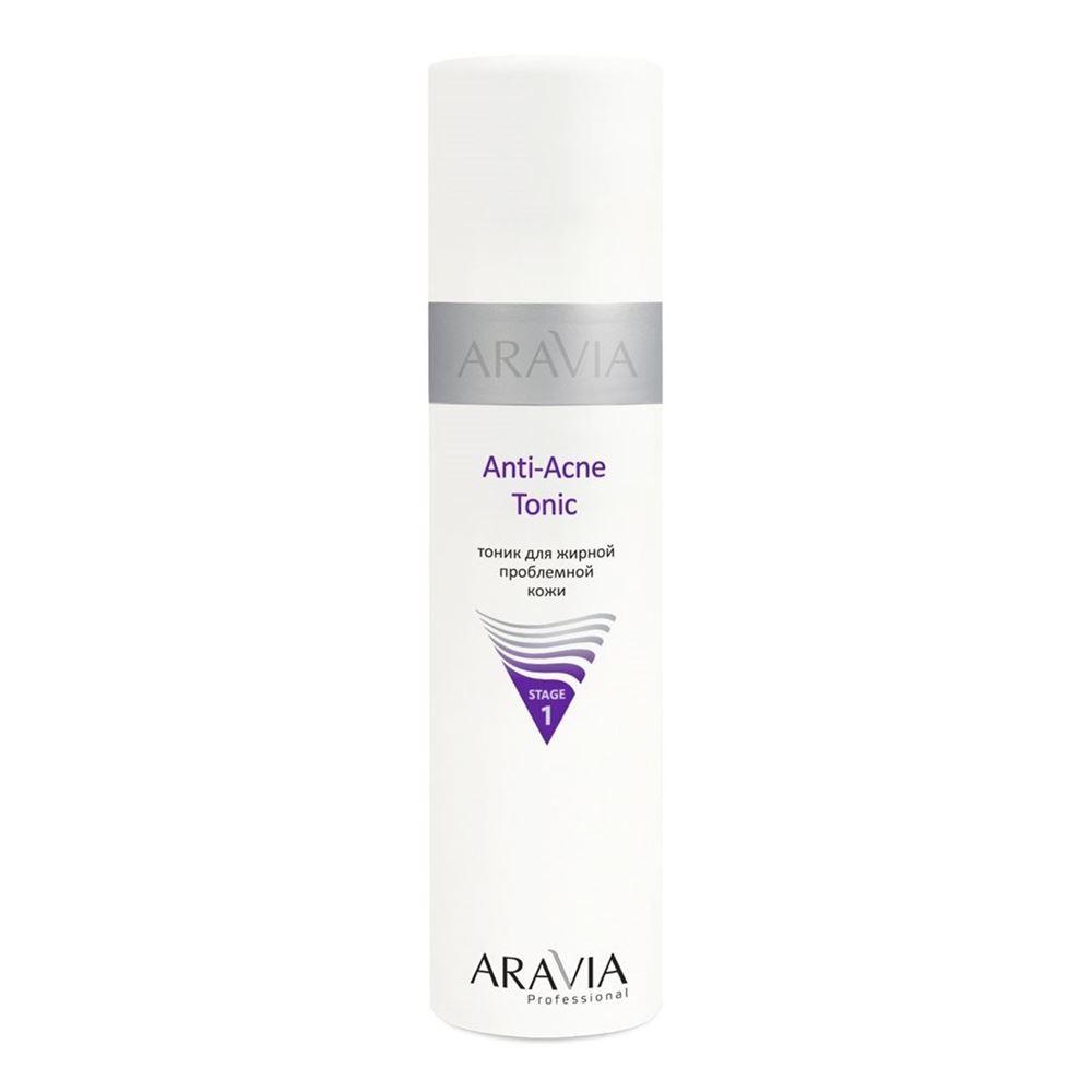 Тоник Aravia Professional Anti-Acne Tonic aravia крем сыворотка для проблемной кожи anti acne serum 150 мл