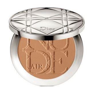 Пудра Christian Dior Diorskin Nude Air Tan Sun Powder  (035) mac splash and last pro longwear powder устойчивая компактная пудра dark tan