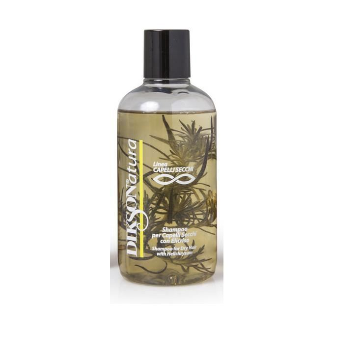 Шампунь Dikson Shampoo With Helichrysum экстракт бессмертника в украине