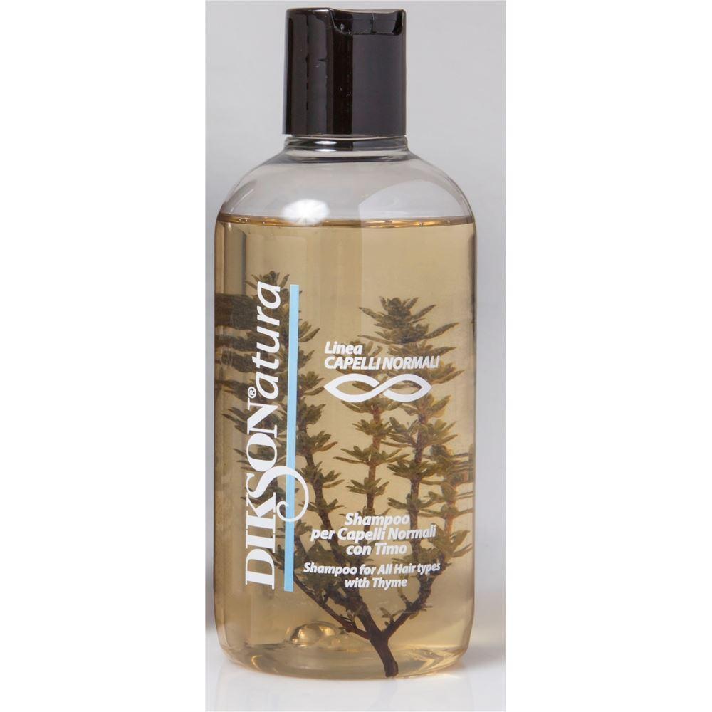 Шампунь Dikson Shampoo With Thyme 250 мл greenfield mountain thyme черный листовой чай с чабрецом 250 г