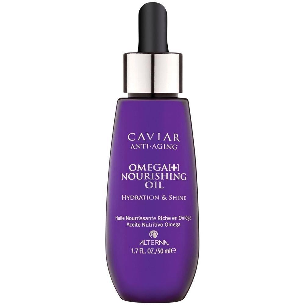 Масло Alterna Omega+ Nourishing Oil alterna масло для волос интенсивное питание омега caviar anti aging omega nourishing oil 50 мл