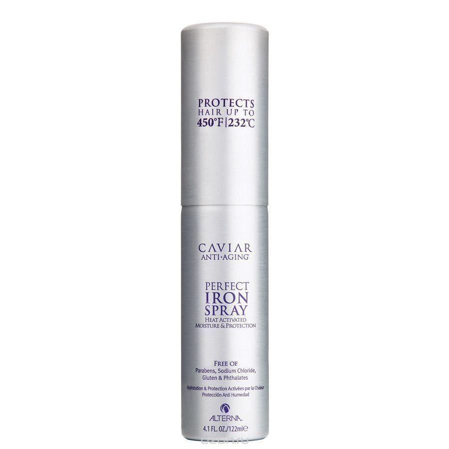 Спрей Alterna Perfect Iron Spray 122 мл alterna спрей идеальная текстура волос caviar anti aging perfect texture finishing spray 220 мл