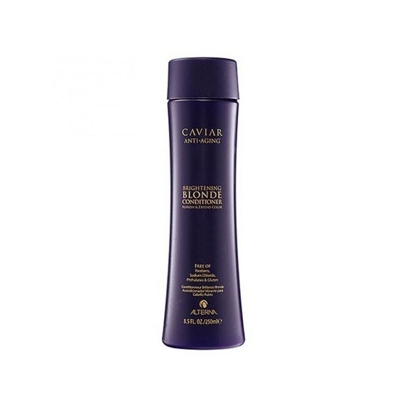 Кондиционер Alterna Blonde Brightening Conditioner 250 мл кондиционер keune golden blonde conditioner объем 200 мл