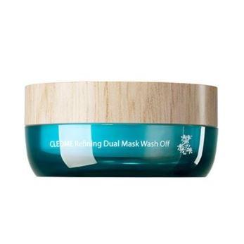 Маска The Saem Cleome Refining Dual Mask Wash Off 50 мл маска тканевая с экстрактом бамбука natural bamboo mask sheet the saem