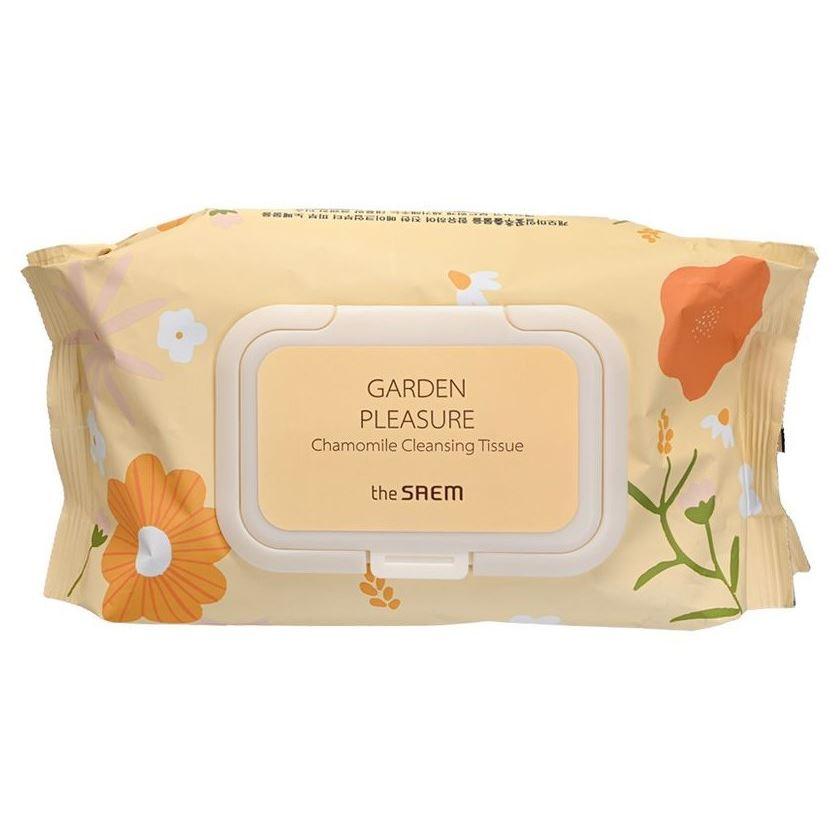 Салфетки The Saem Pleasure Chamomile Cleansing Tissue (100 шт) недорого