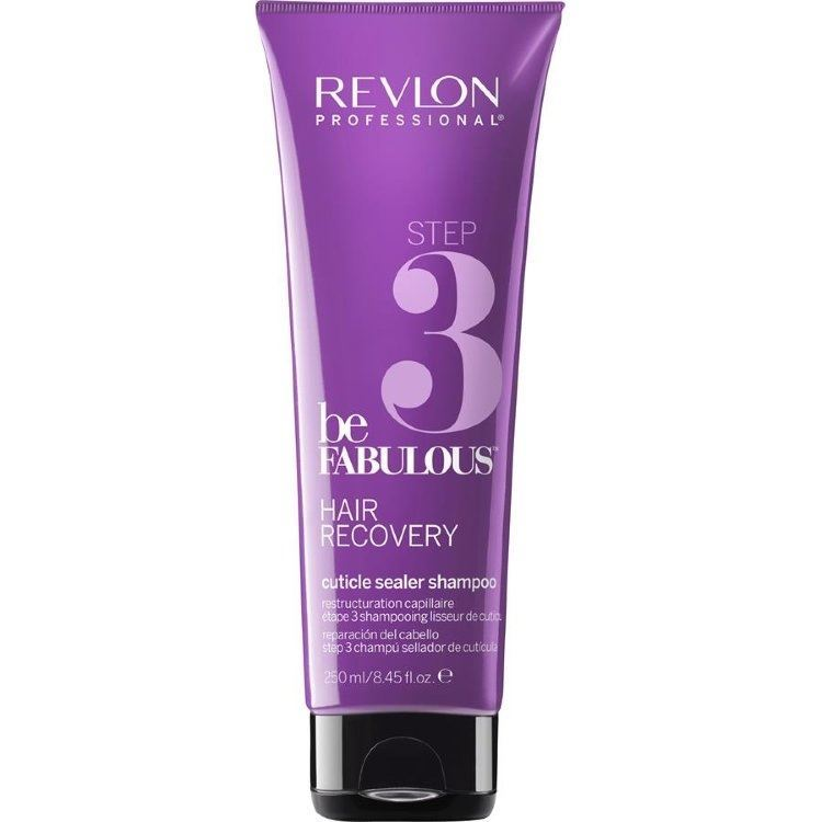 Шампунь Revlon Professional Hair Recovery Cuticle Sealer Shampoo Step 3 vitagel восстановление recovery купить тюмень
