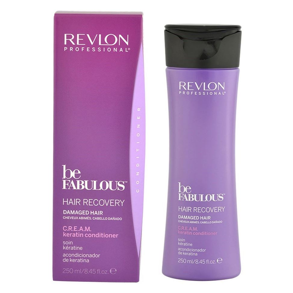 Кондиционер Revlon Professional Hair Recovery Keratin Conditioner vitagel восстановление recovery купить тюмень