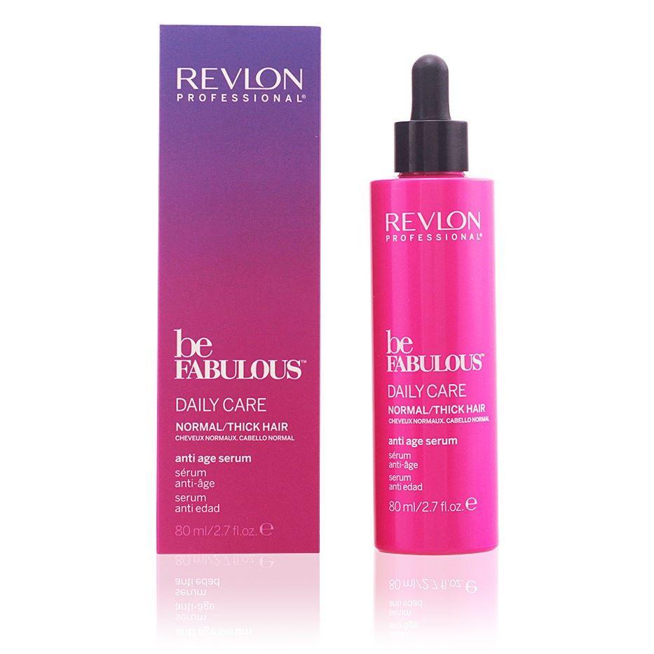 Сыворотка Revlon Professional Daily Care Normal Hair / Thick Anti-Aging Serum  80 мл антивозрастной уход veld s сыворотка age2o deep hydration anti aging serum объем 30 мл