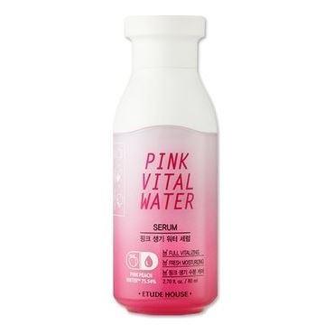 Сыворотка Etude House Pink Vital Water Serum 80 мл