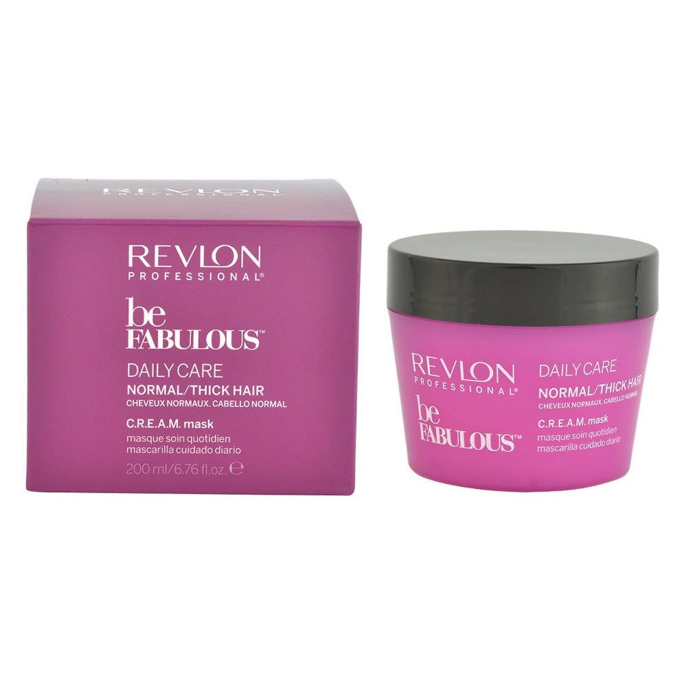 Маска Revlon Professional Daily Care Normal Hair / Thick Mask  500 мл wella professional маска для гладкости волос smoothen mask 200 мл