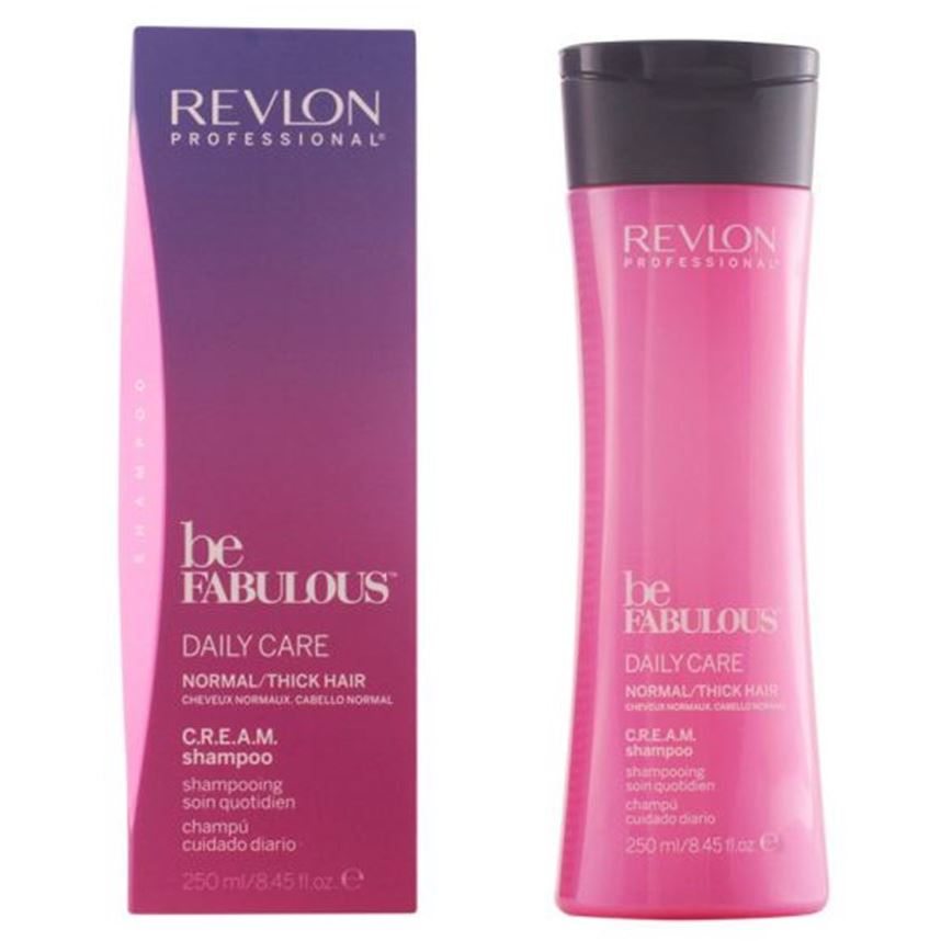 Шампунь Revlon Professional Daily Care Normal / Thick Hair Care Shampoo 250 мл шампунь keen daily care shampoo