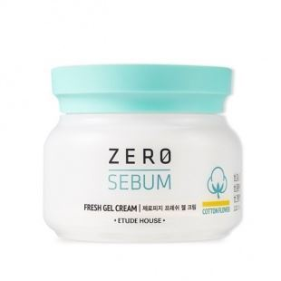 Гель Etude House Zero Sebum Fresh Gel Cream  недорого