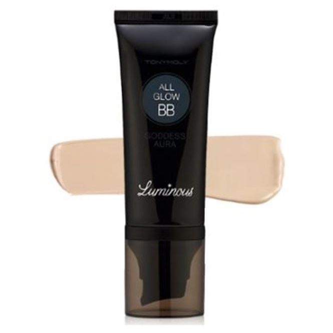 Тональный крем Tony Moly Luminous Goddess Aura All Glow BB (03) тональный крем tony moly luminous goddess aura bb spf 37 01