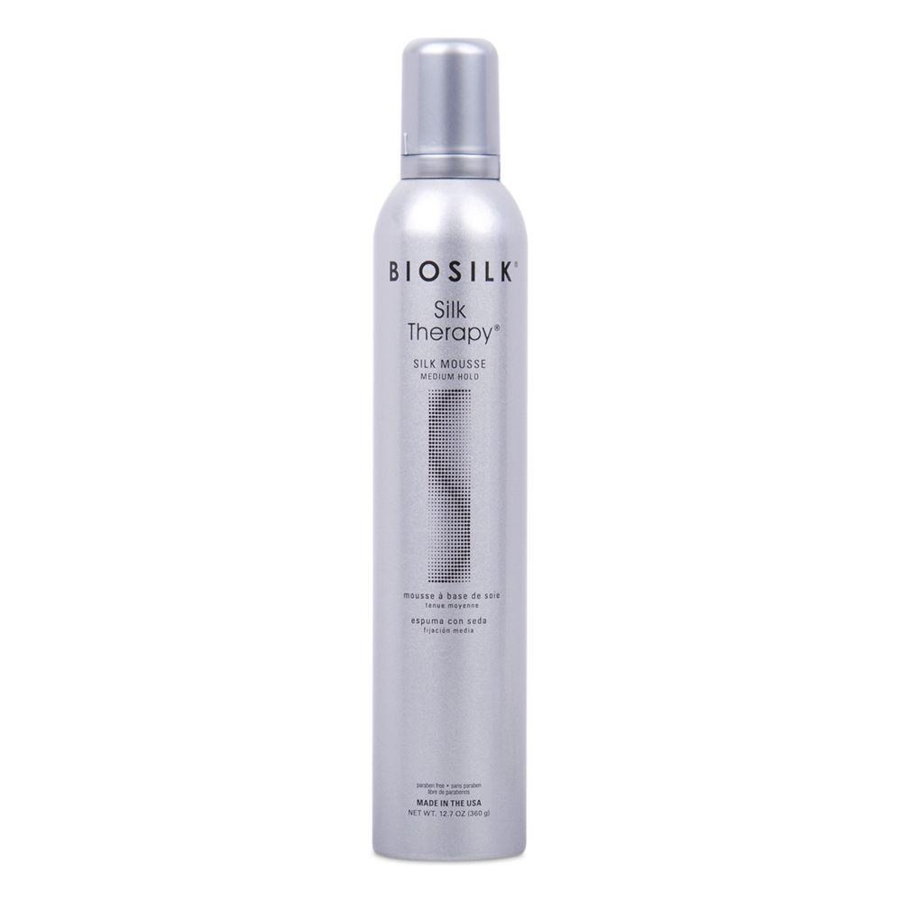Мусс Biosilk Silk Mousse Medium Hold 284 мл недорого