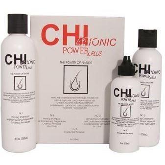 CHI CHI 44 Ionic Power Plus для нормальных и тонких волос (Набор: шампунь+кондиционер+лосьон)
