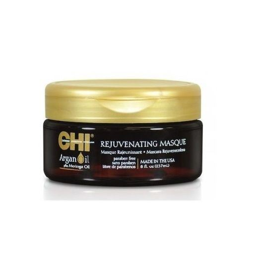 Маска CHI Argan Oil plus Moringa Oil Rejuvenating Masque 200 мл маска chi black seed oil liquid hydration masque