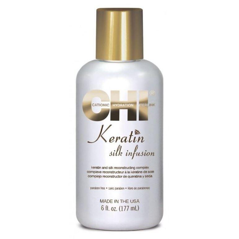 Концентрат CHI Keratin Silk Infusion Reconstructing Complex 59 мл для волос giovanni smooth as silk
