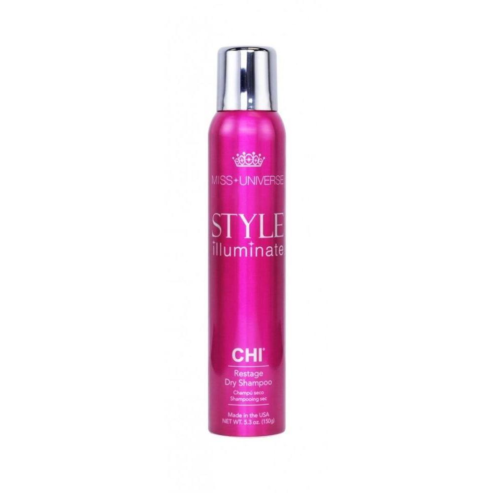 Шампунь CHI Style Illumination Restage Dry Shampoo (150 г) marlies moller specialist сухой шампунь придающий объем с шелком 4г