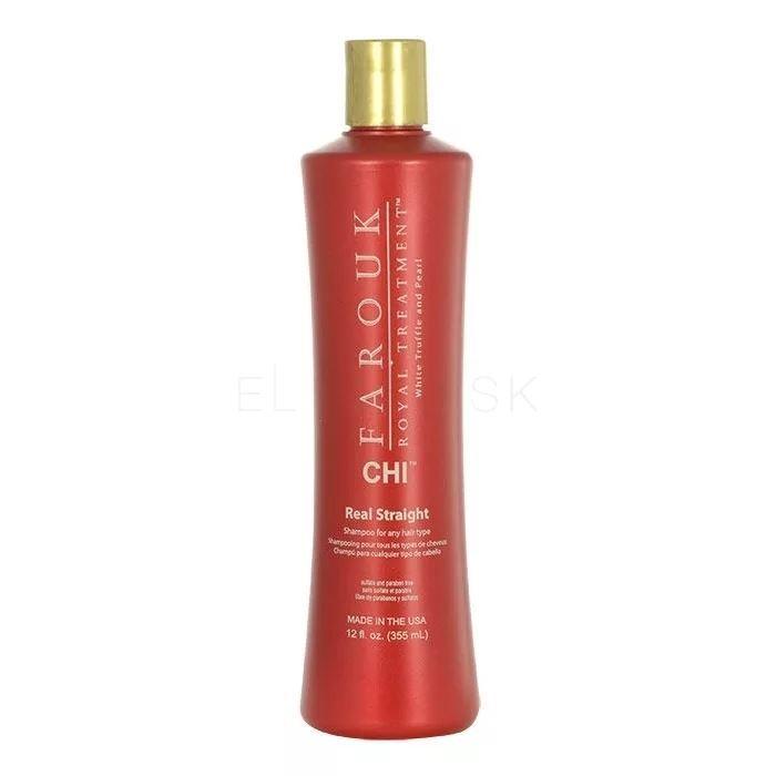 Шампунь CHI Real Straight Shampoo 946 мл мицелий грибов шампиньон королевский субстрат объем 60 мл
