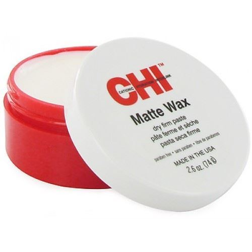 Воск CHI Matte Wax  74 мл воск the saem style fix volume wax