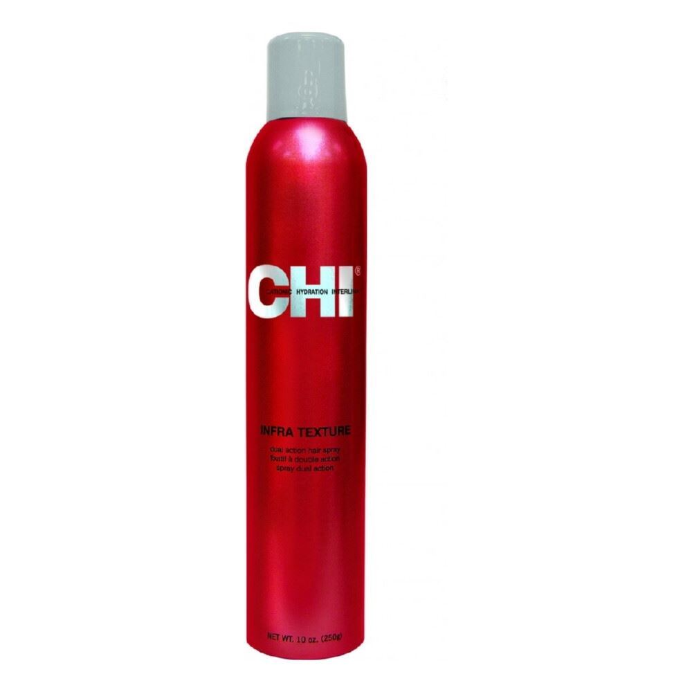 Лак CHI Infra Texture Dual Action Hair Spray лак chi style illuminate work your style flexible hair spray 340 г