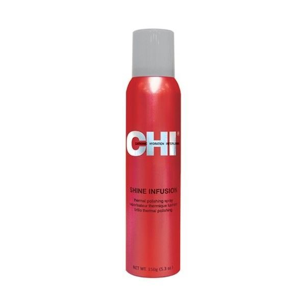 Спрей CHI Shine Infusion Thermal Polishing Spray (150 г) 1pc white or green polishing paste wax polishing compounds for high lustre finishing on steels hard metals durale quality
