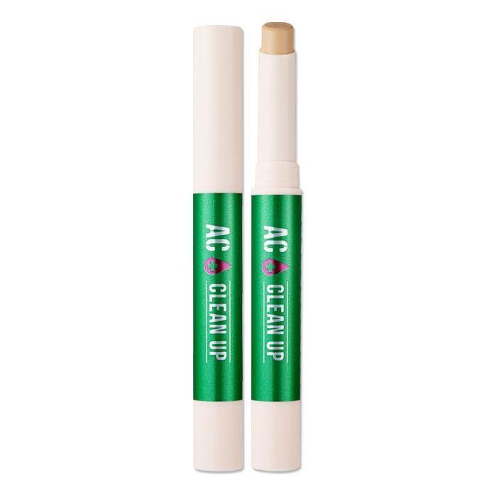 Корректор Etude House AC Clean Up Mild Concealer (2.2 г) патч очищающий для носа 0 65 мл etude house