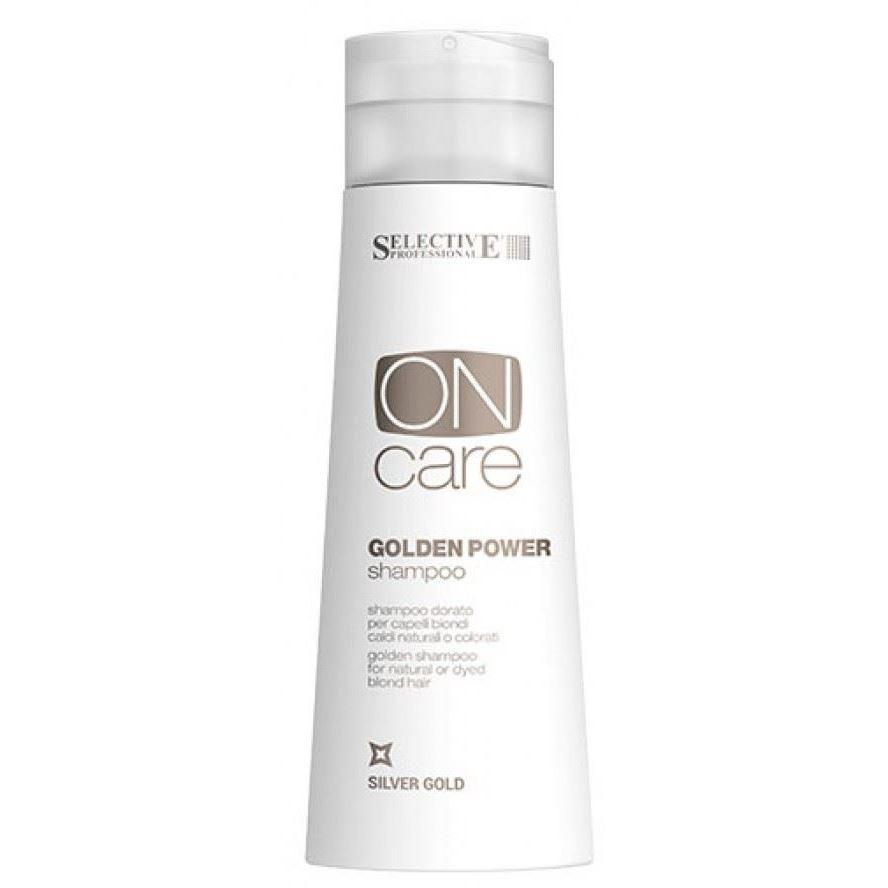 Шампунь Selective Professional Golden Power Shampoo набор selective professional golden power shampoo