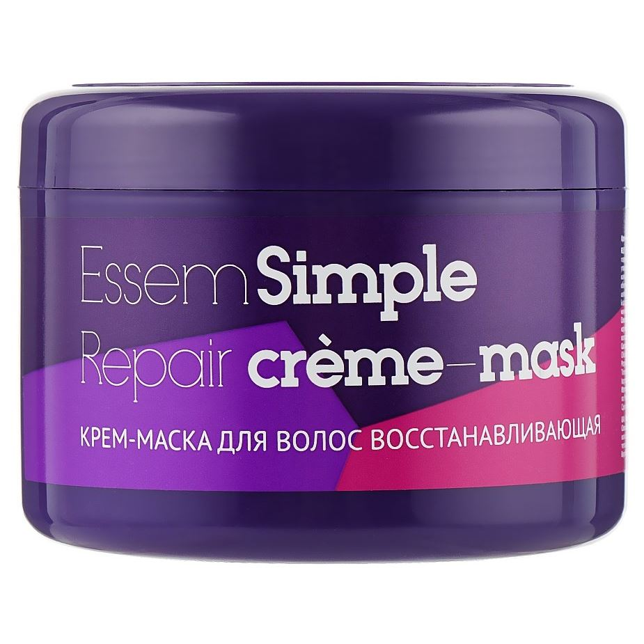 Крем Concept Essem Simple Care Repair Creme-Mask 500 мл optimal image restoration using swarm algorithms and their synergy