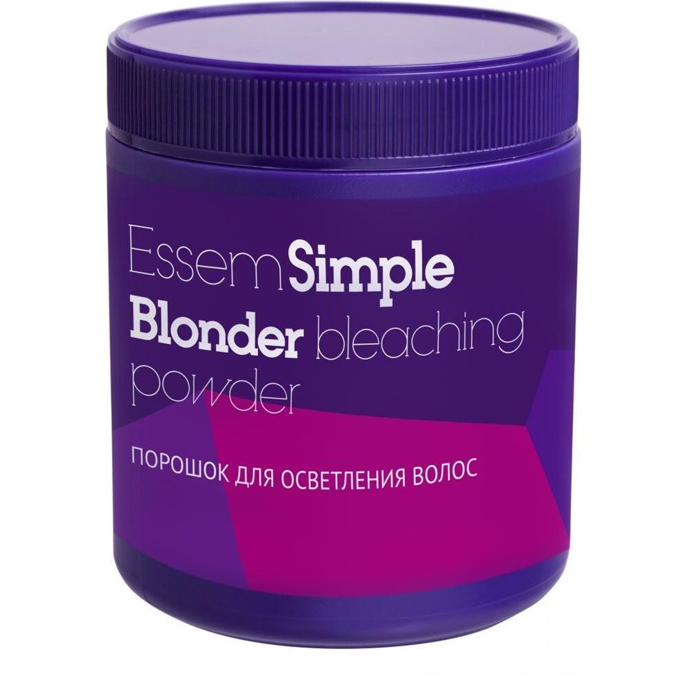 Краска для волос Concept Essem Simple Blonder Bleaching Powder (500 г) пудра hair company blonde bleaching powder 1000 г