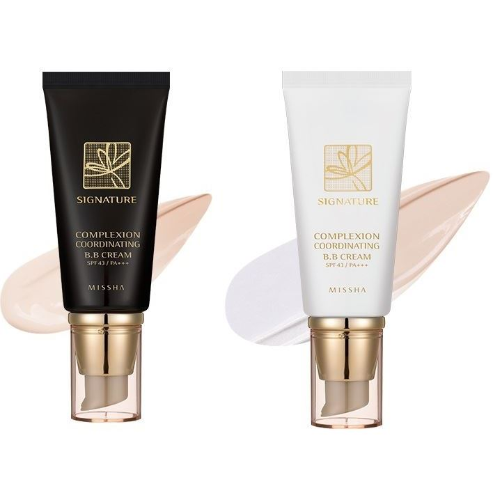 Тональный крем Missha Signature Complexion Coordinating BB Cream SPF43/PA+++ bb крем the face shop photo blur bb cream spf37 pa объем 40 мл