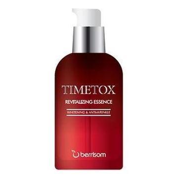 Концентрат Berrisom Timetox Revitalizing Essence 50 мл концентрат caudalie кодали виноперфект эссенция концентрат для сияния кожи флакон 150 мл
