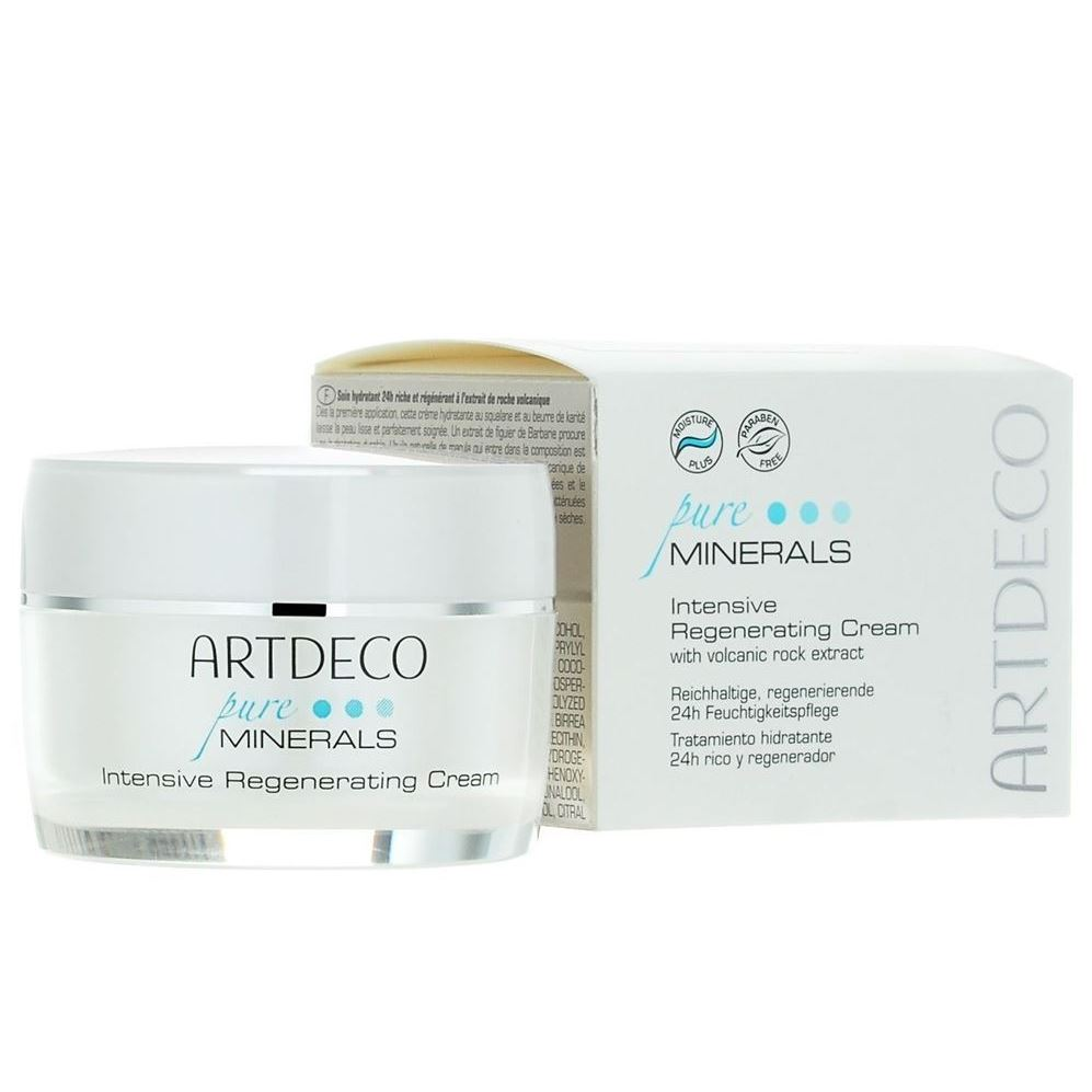 Крем ARTDECO Intensive Regenerating Cream 50 мл крем насыщенный динамичное увлажнение aqualia thermal 50 мл
