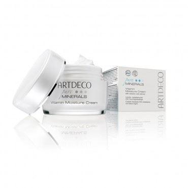 Крем ARTDECO Vitamin Moisture Cream 50 мл the yeon hallabong energy moisture hand cream крем для рук мандариновый увлажняющий 50 мл