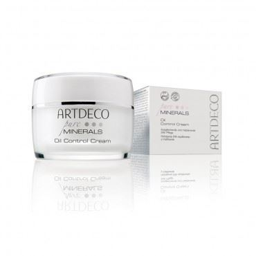 Гель ARTDECO Oil-Control Cream 50 мл artdeco artdeco гель лак для ногтей art couture 942 venetian red 10 мл