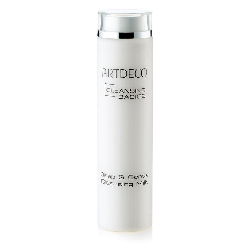 Молочко ARTDECO Deep & Gentle Cleansing Milk 200 мл молочко artdeco deep