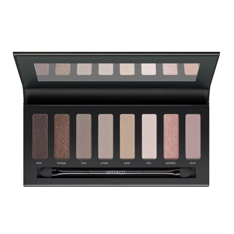 Палетки ARTDECO Most Wanted Eyeshadow Palette TO GO (8) палетки artdeco most wanted glow palett 1