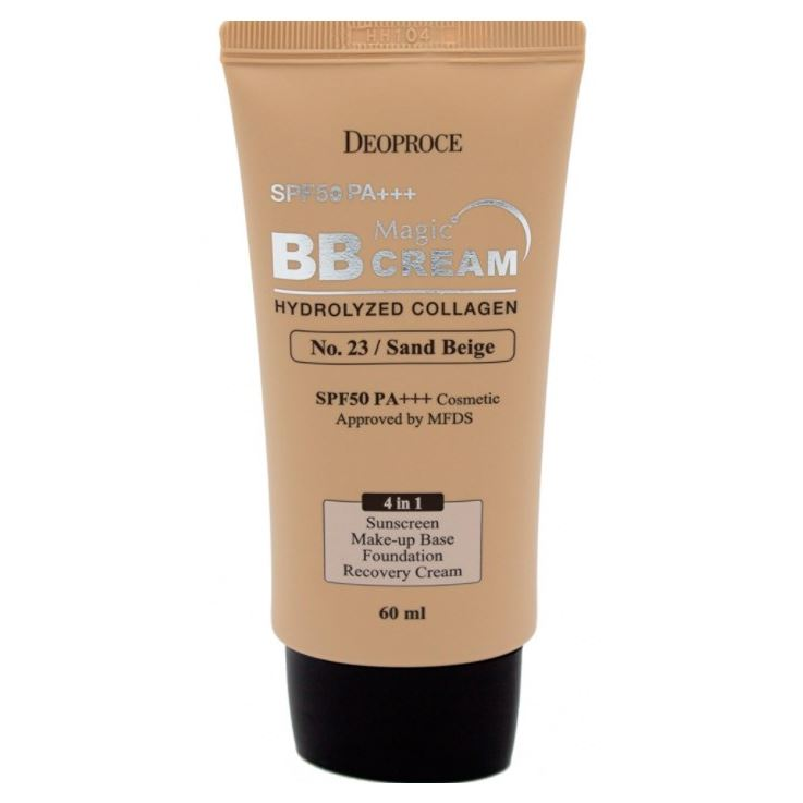 Тональный крем Deoproce Magic BB Cream SPF45 PA++ (21) bb кремы revlon вв крем photoready bb cream light medium 010