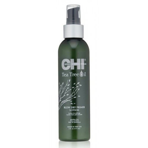 Лосьон CHI Tea Tree Oil Blow Dry Primer Lotion 177 мл