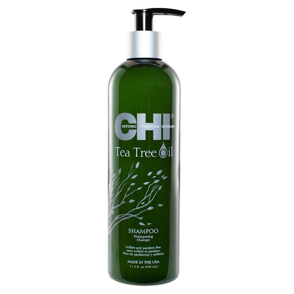 Шампунь CHI Tea Tree Oil Shampoo шампунь chi tea tree oil shampoo