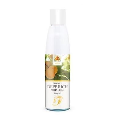 Масло Deoproce Deep Rich Moisture Body Oil  215 мл лосьон deoproce well being body face advanced moisture lotion