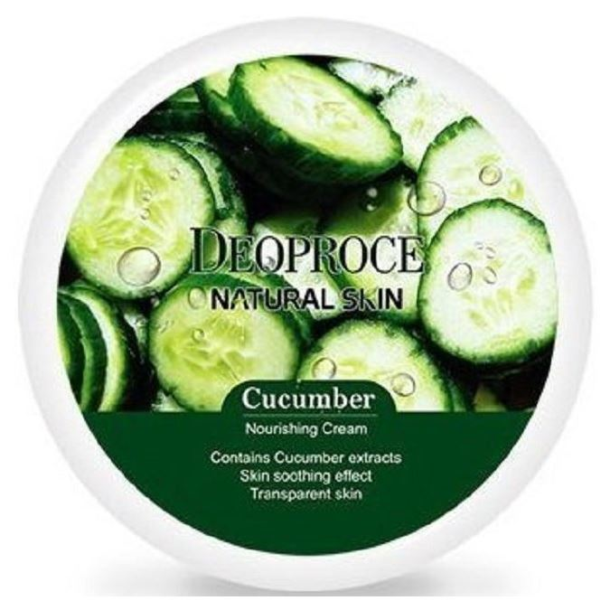 Крем Deoproce Cucumber Nourishing Cream