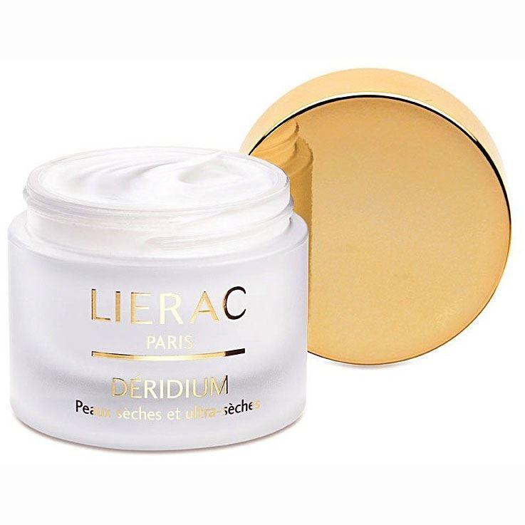 Крем Lierac Creme Deridium 50 мл lierac лиерак деридиум крем питательный для сухой и очень сухой кожи банка 50 мл