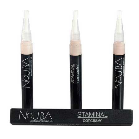 Корректоры NoUBA Staminal Concealer (№ 03) nouba корректор с кисточкой staminal concealer 2 1 5мл